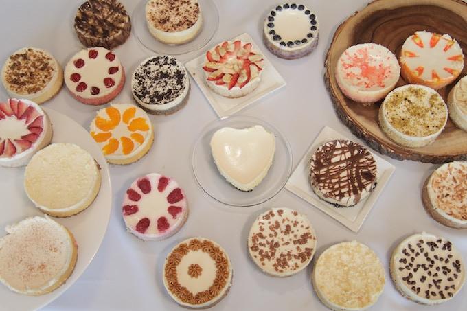 Simply Simon's Cheesecake Collection