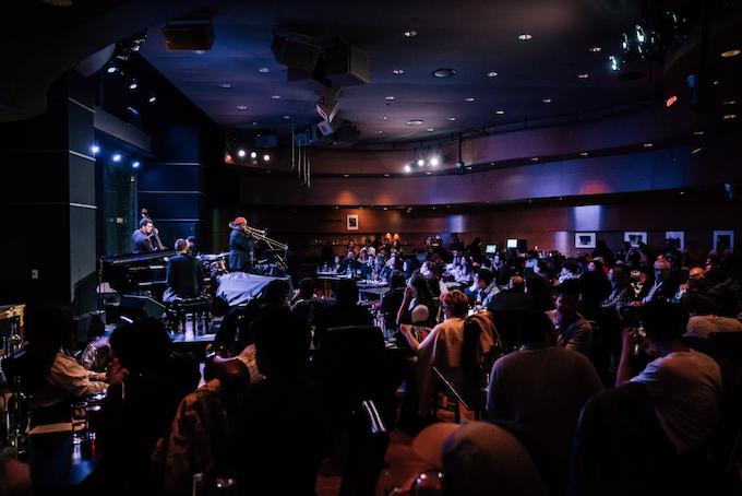 Last night of my residency at Dizzy's Club New York