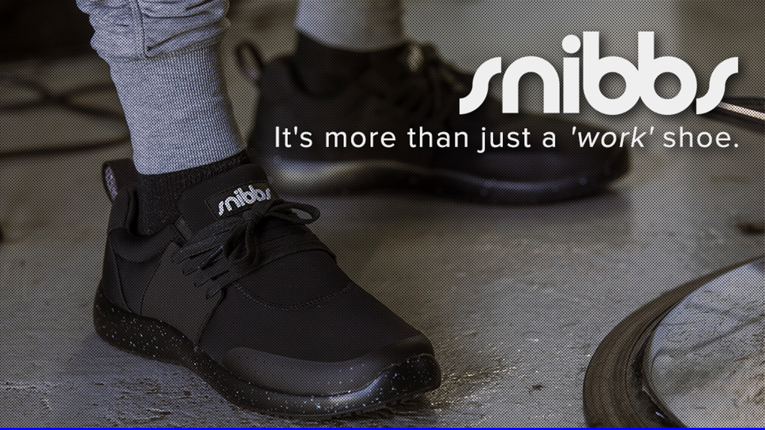 Snibbs All Day Shoes For Working On Off The Clock By Snibbs