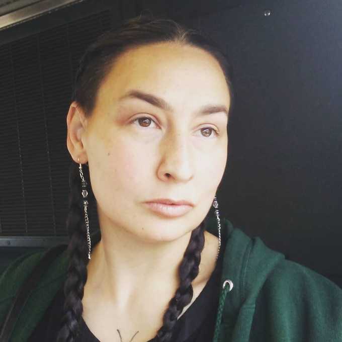 Tristen Oakenthorn is a PNW based indigenous artist, of Lakota and Nimiipuu heritage, mother, and general all around geek. Currently focusing on watercolors, ink, laughter, and a steady stream of strong language to bring jokes to light.
