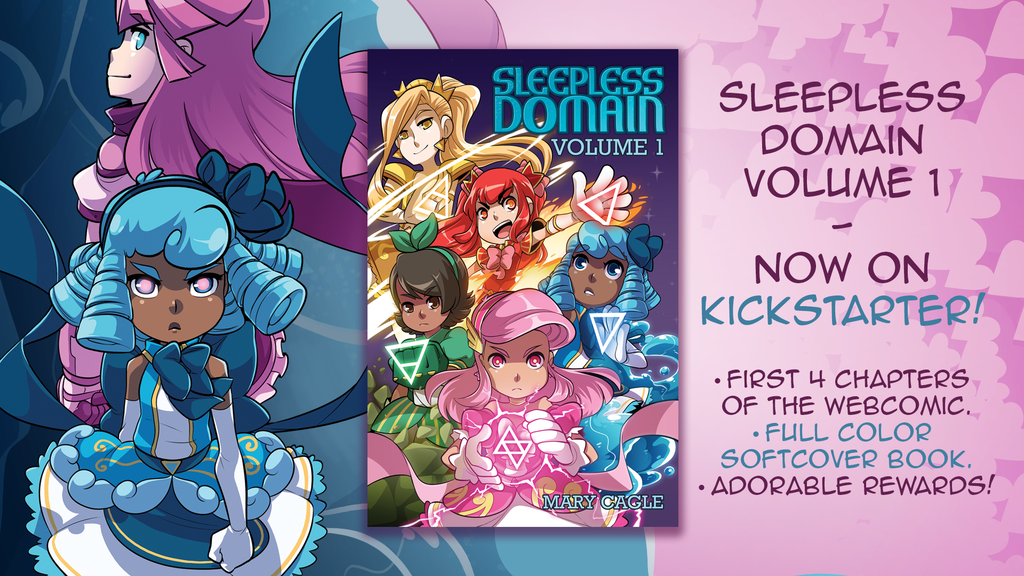 Sleepless Domain Volume 1 project video thumbnail