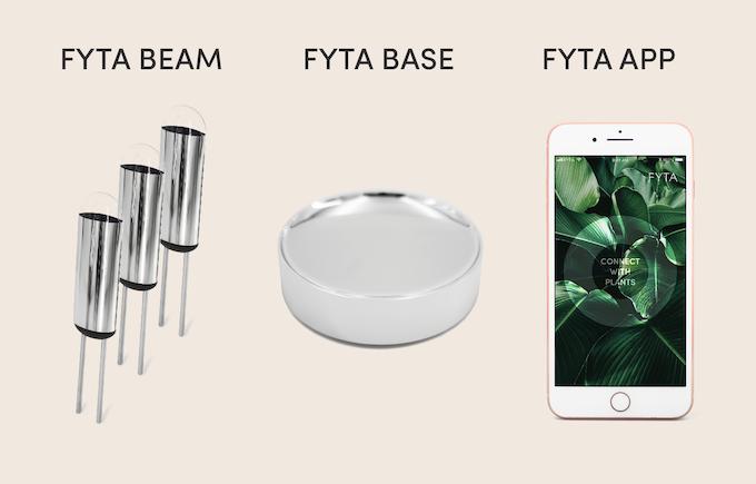 smart sensor plant beam ftva