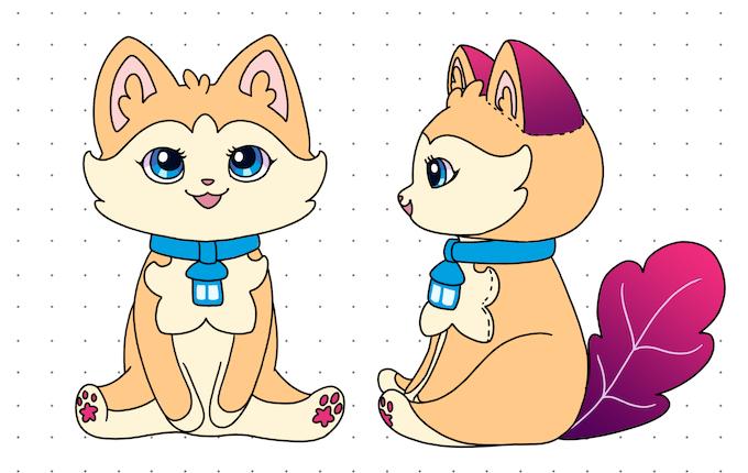 Lunie's Plushie Design