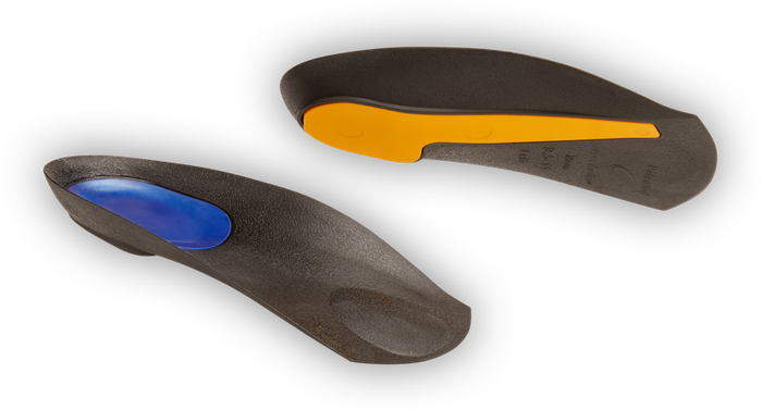 Superthotics instantly puts your feet back into alignment, relieving pain in your feet, ankles, knees, hips and back.