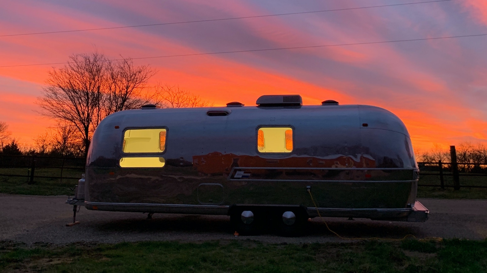 The Range an Airstream and Vintage Trailer Resort by Sarah