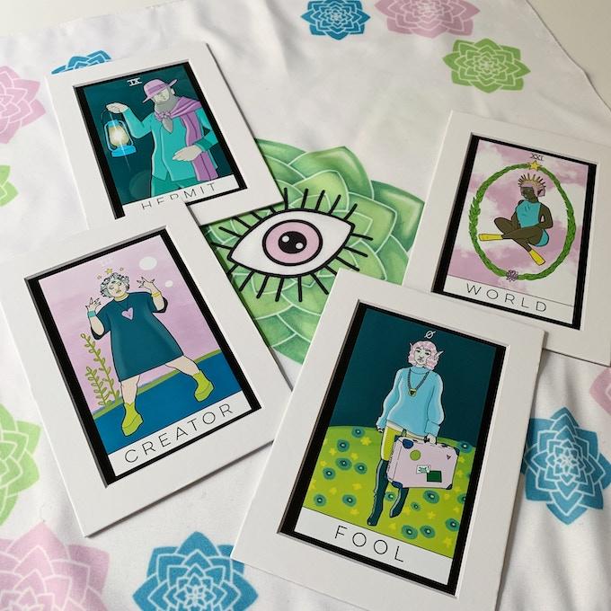Altar Cloth and Art Print