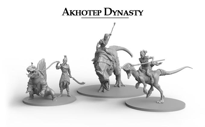 Primeval Clash Akhotep