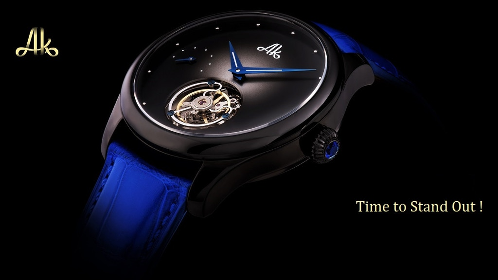 Astbury & Kent Tourbillon watch, only 295 ever to be made! project video thumbnail