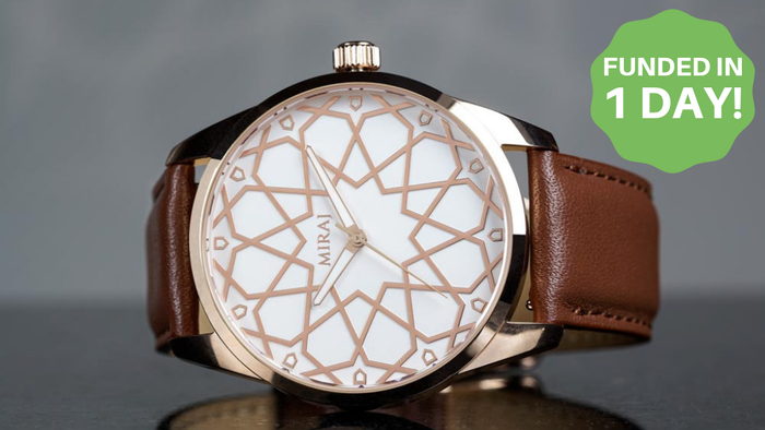 For those bored of BASIC minimalist watches. Stand out with our elegant, unique 3D geometric, premium watches with Swiss movements.