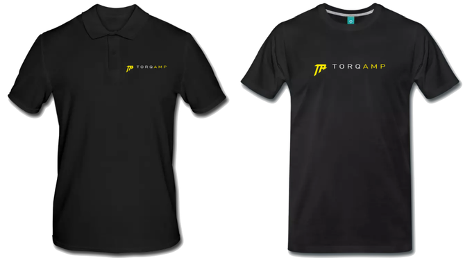 TORQAMP ™ Polo and T-Shirt