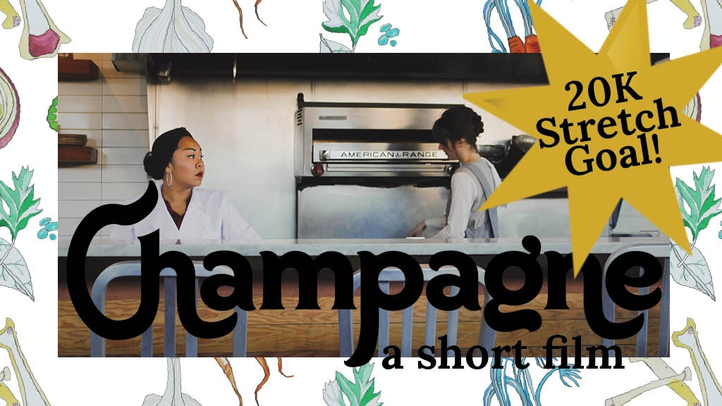 Champagne: a short film project video thumbnail