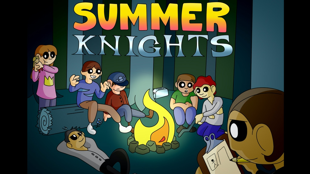 Summer Knights project video thumbnail