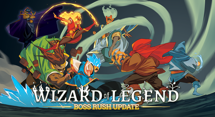 Wizard of Legend by Contingent99 — Kickstarter