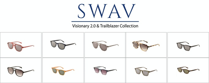 The Visionary Collection 2.0 & The Trailblazer Collection.