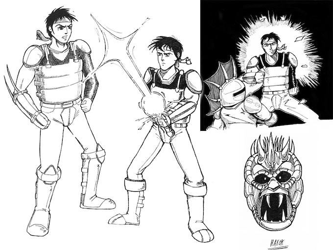 Concept Art Circa 1989