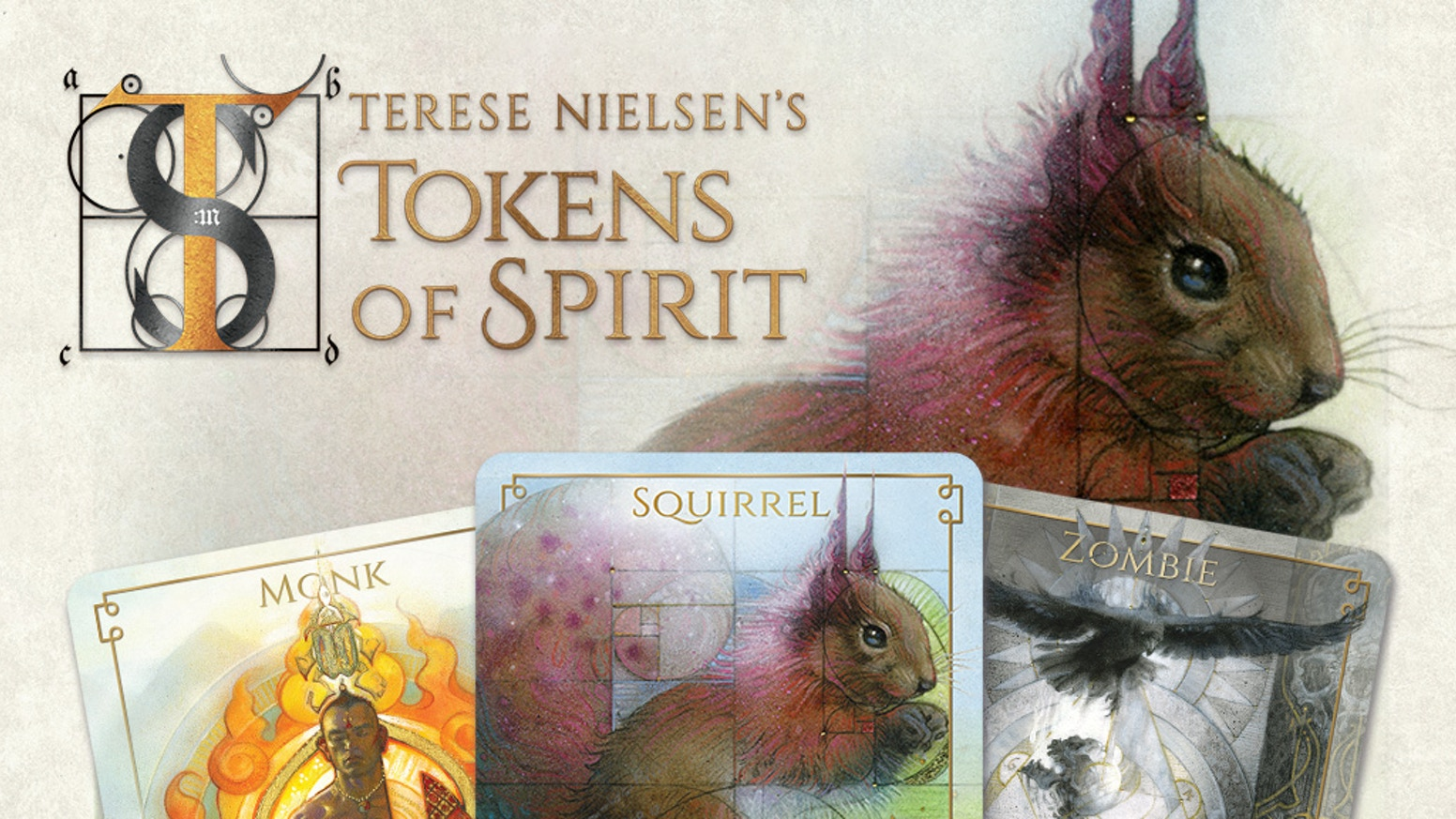 Terese and OMA proudly present a collection of unique Tokens, Playmats, and Prints with amazing new art designed for Magic players