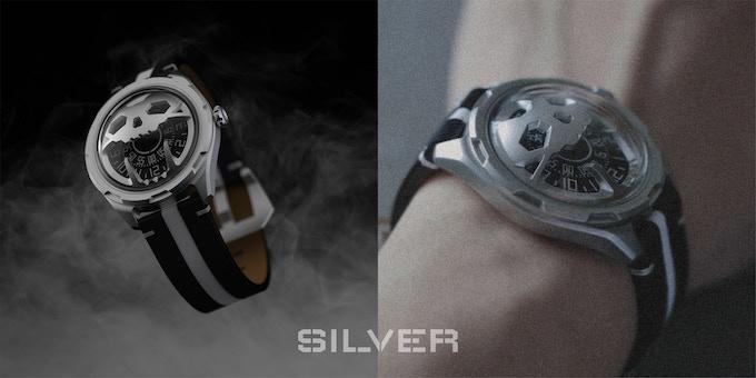 AN-S02 Silver