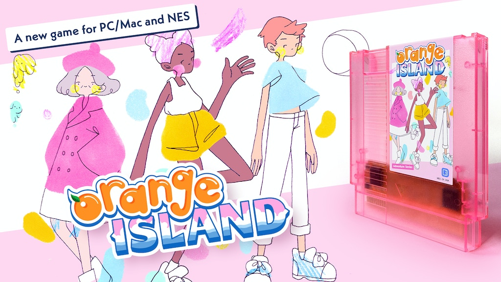 Orange Island 🍊 An action-adventure RPG with heart project video thumbnail