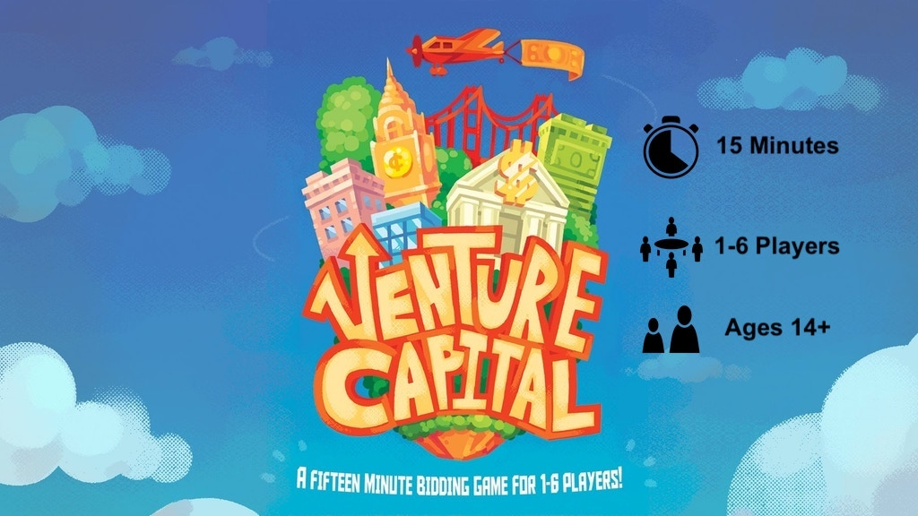 Venture Capital - a 15 minute bidding game project video thumbnail
