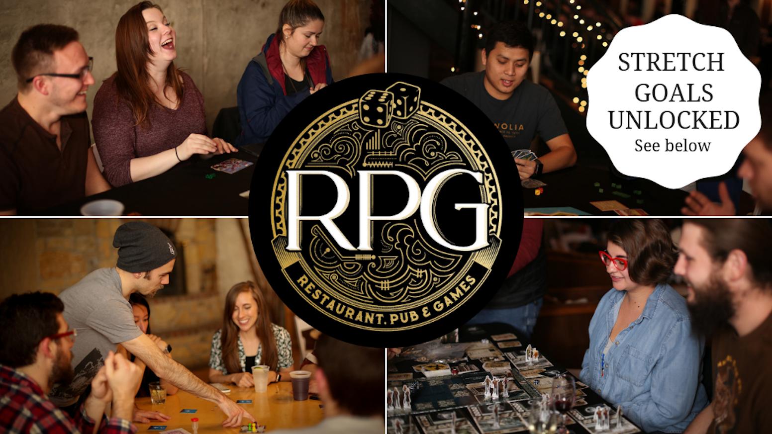 Rpg Restaurant Pub Games By Restaurant Pub Games