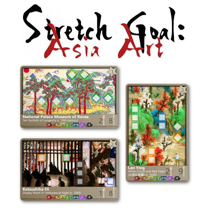 Asia art: Korea, Japan and China