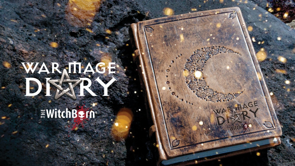 War Mage Diary project video thumbnail