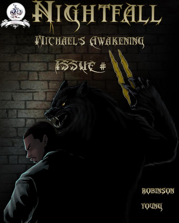 Nightfall: Michael's Awakening Issue#2