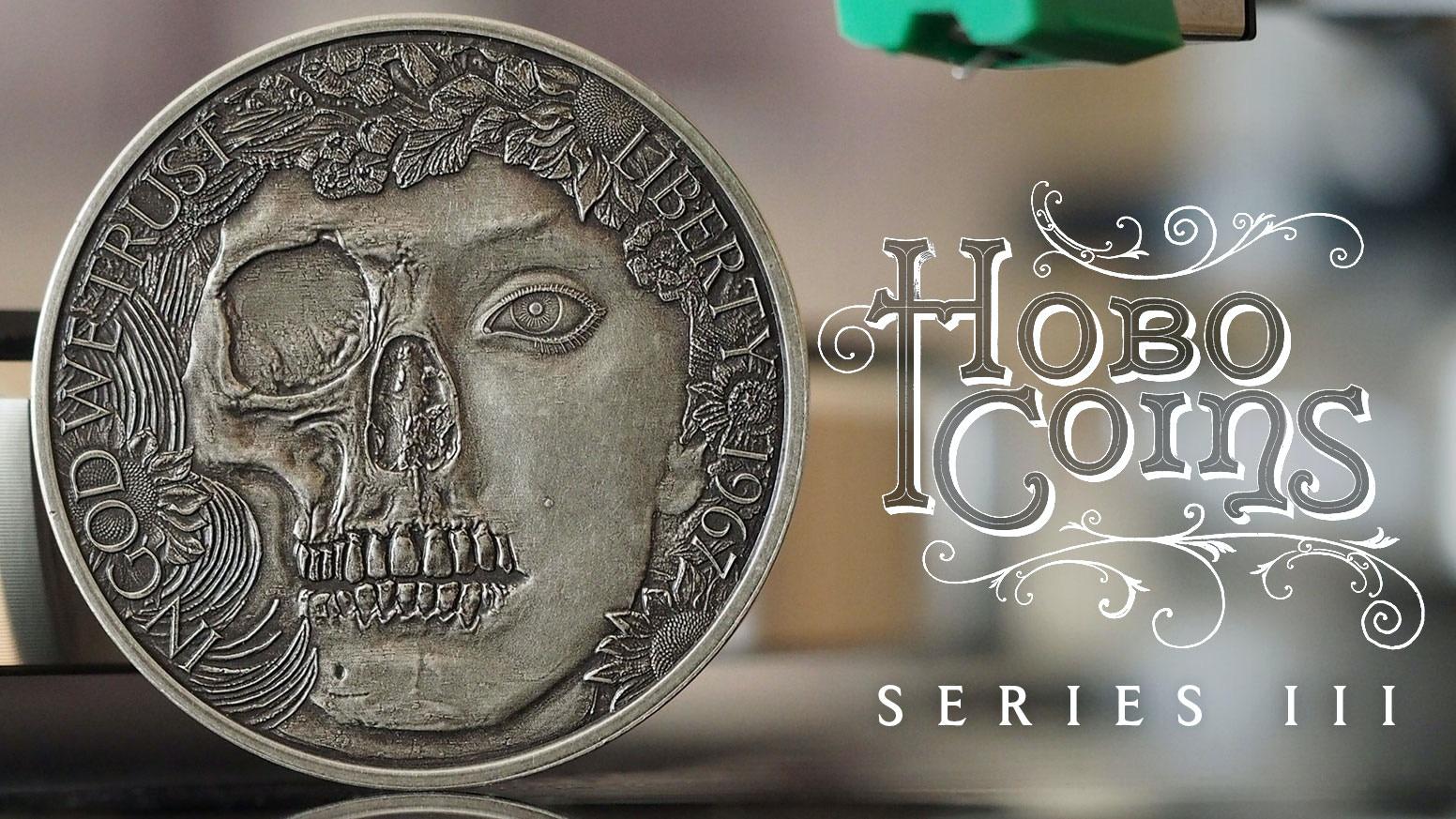 Challenge Coin Mockup