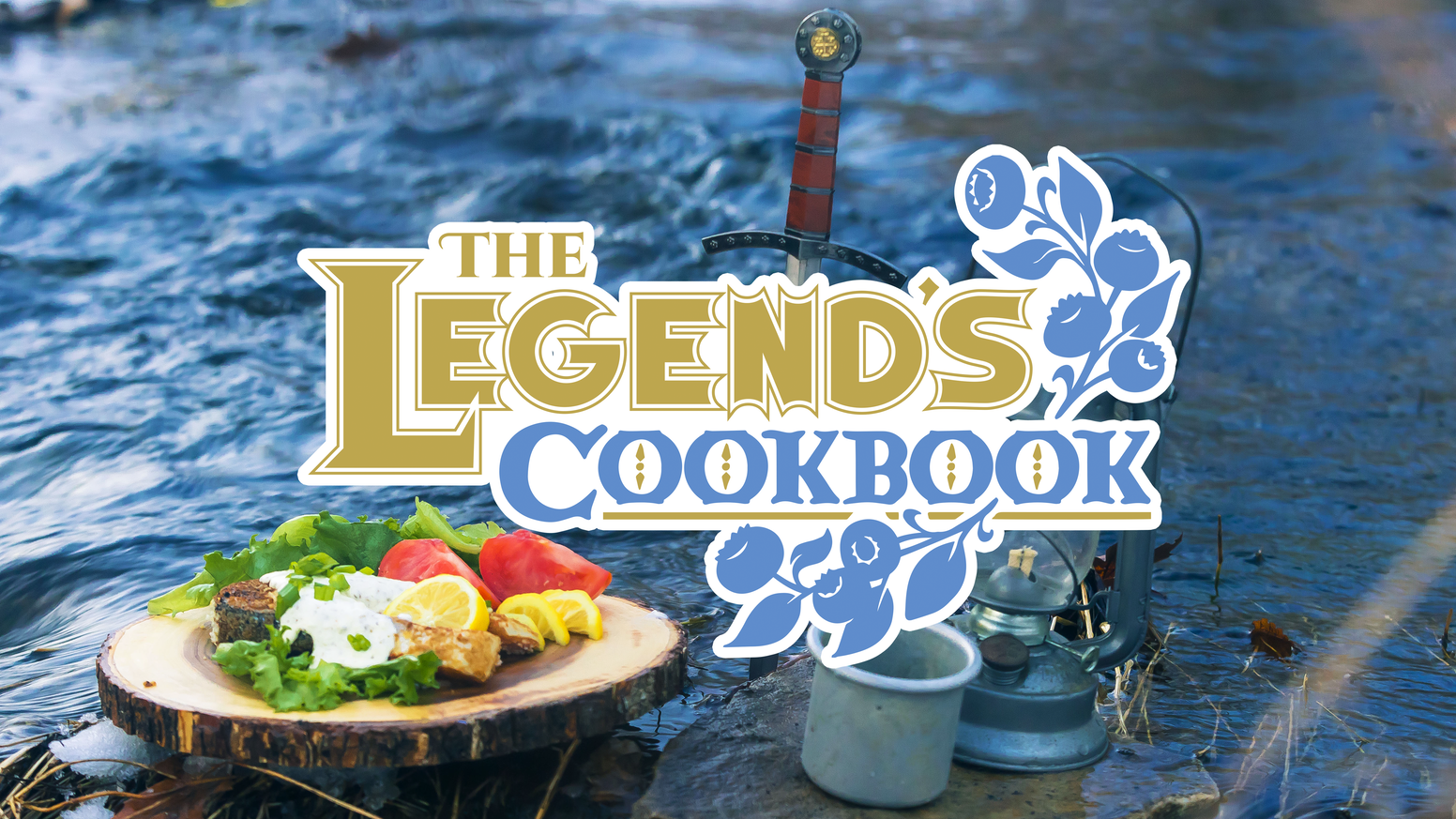 A cookbook filled with beautiful art, original recipes and stunning photos. A guide to legendary food that will take your breath away.