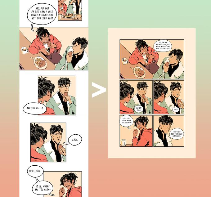 Online version vs Print version