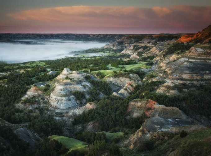 Theodore Roosevelt National Park, Photo by NPS/Kathy Turner