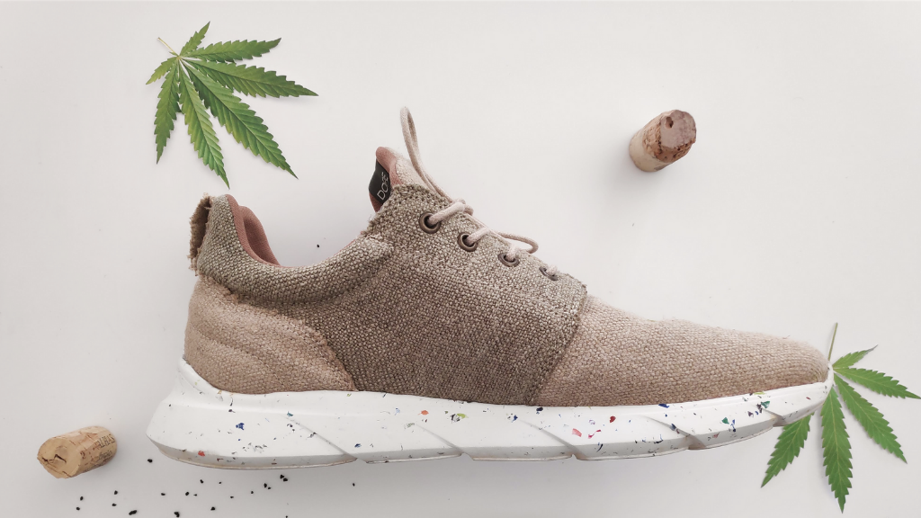DopeKicks - The 1st waterproof hemp shoes project video thumbnail