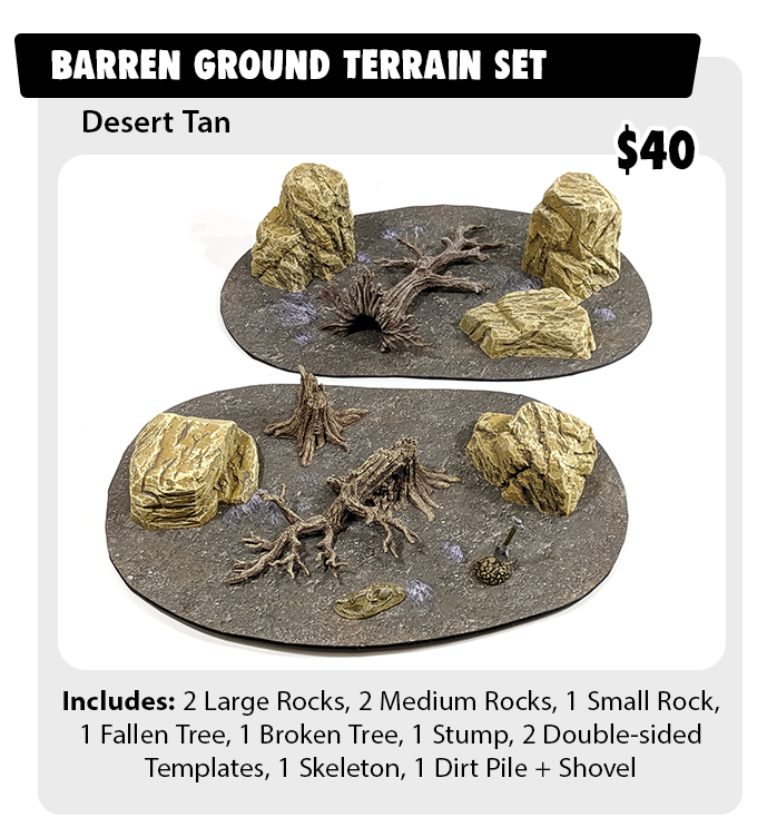 Monster Terrain by Monster Fight Club — Kickstarter