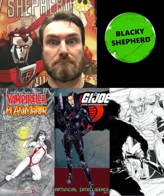 Blacky Shepherd