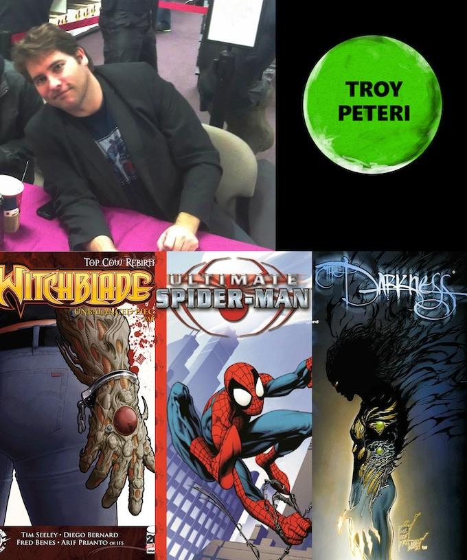 Troy Peteri