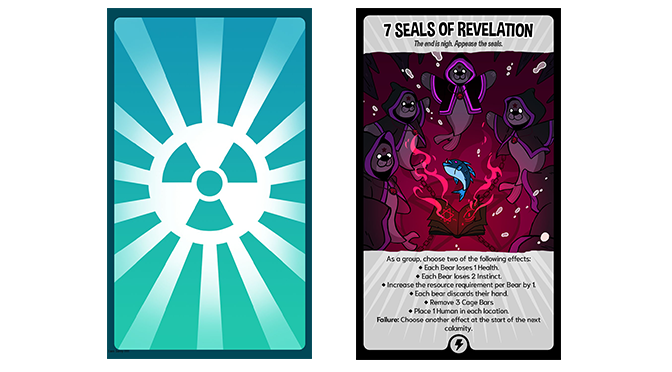 The 7 Seals of Revelation -- What twisted fate will you choose?