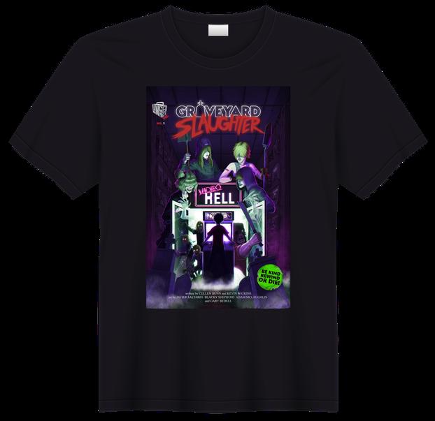 Graveyard Slaughter T-Shirt