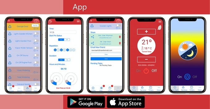App completely free and improving its functionality continuously.