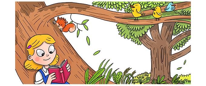 Draft illustration from Wonderful Earth