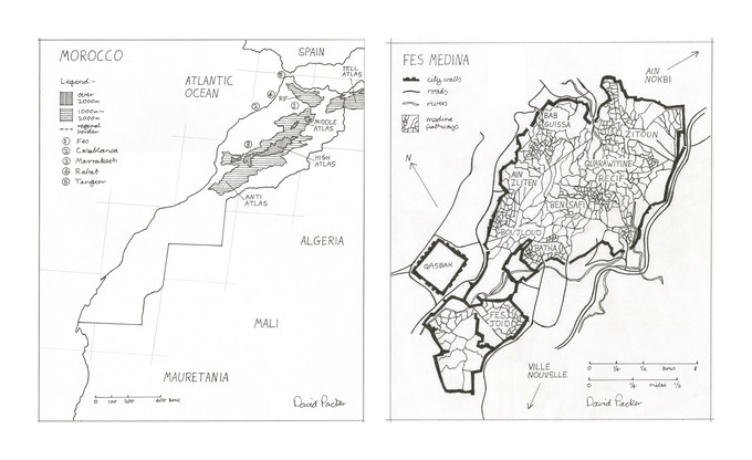 Traveller: the book and a choice of two maps ($100)