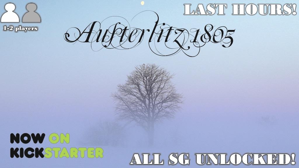 Austerlitz 1805 project video thumbnail