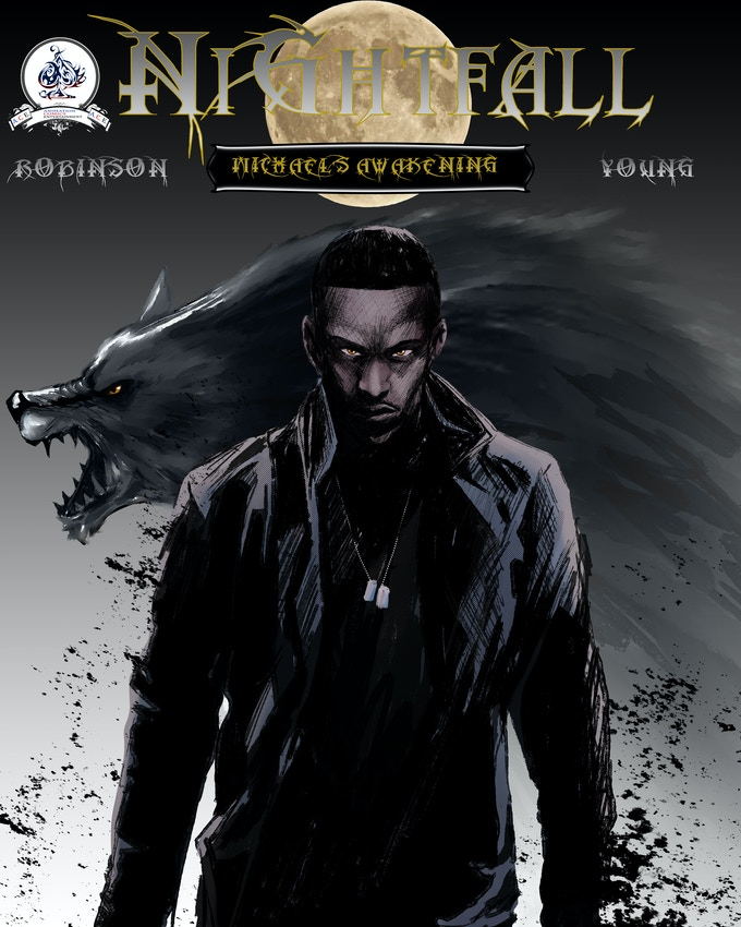 Nightfall: Michael's Awakening Issue#1 (New Version)