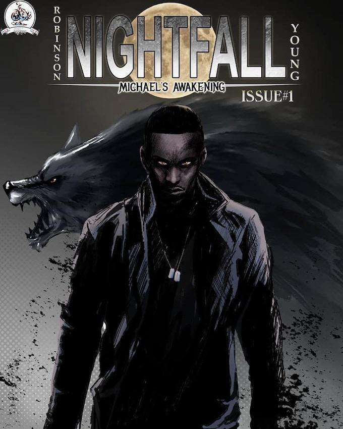 Nightfall: Michael's Awakening Issue#1 (Old Version)