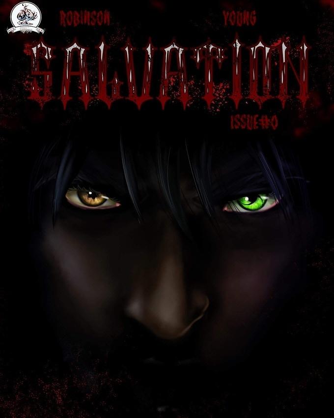 Salvation Issue#0 ( Old Version)