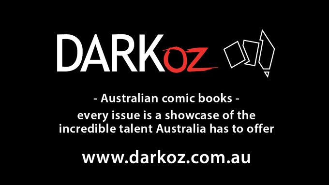 DARK OZ - Australia's leading indie publisher