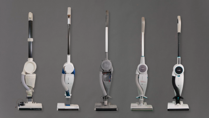 3.5 years of evolution of the Lupe pure cordless