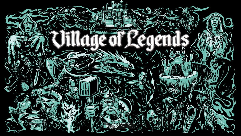 Village of Legends - The Reaper's Hand project video thumbnail