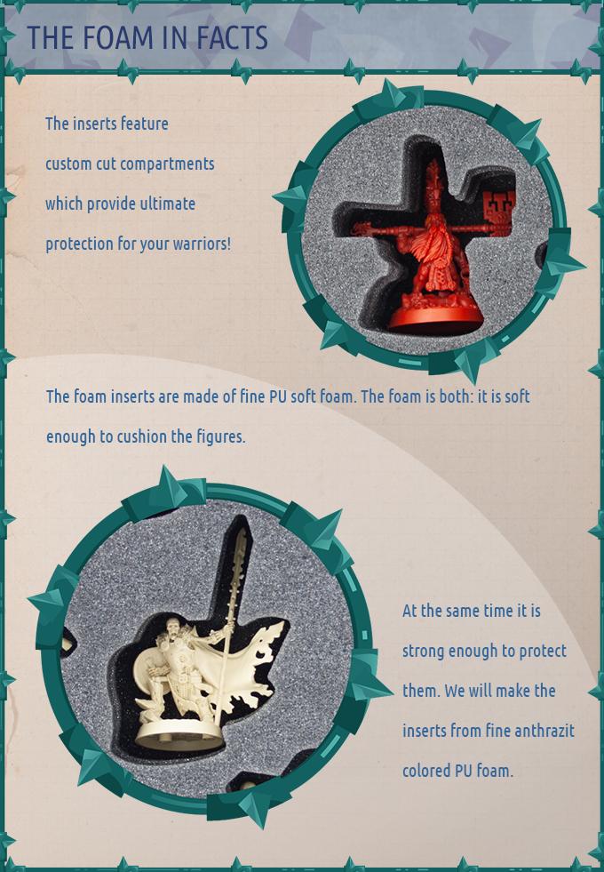 Foam facts
