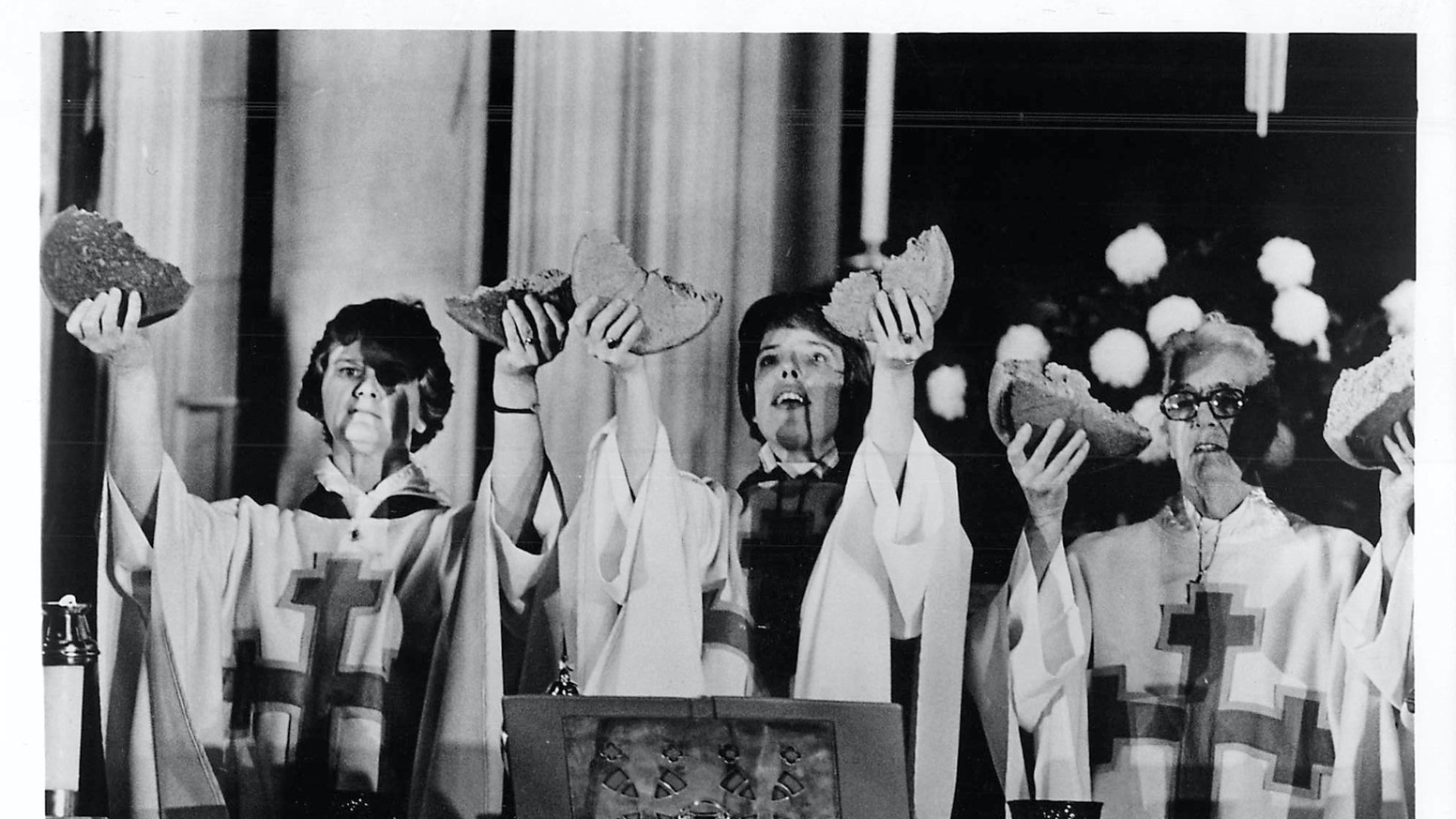 A documentary film about the women who defied the leadership of the Episcopal church in 1974, and became the first women priests.