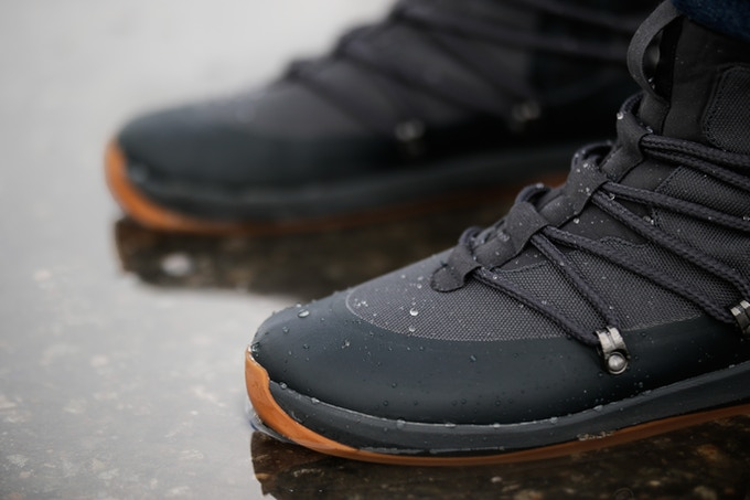 SKYE Footwear: The New Ultimate Sneaker-Boot Hybrid SKYE combines the functionality and durability of boots with the style and comfort of sneakers in two different styles